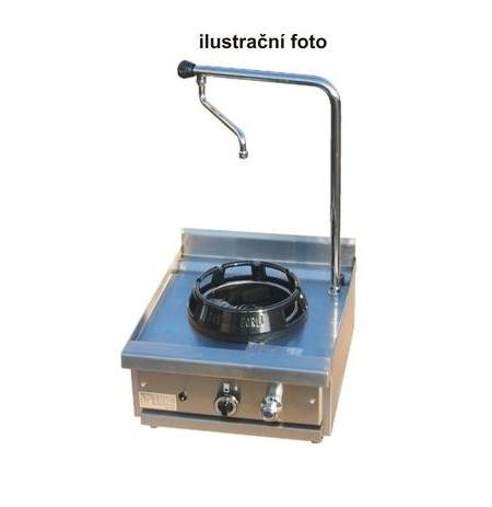 Plynový WOK sporák modul CC/01.BB 700 x 700 mm