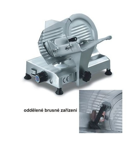 Nářezový stroj gravitační TOPAZ 275