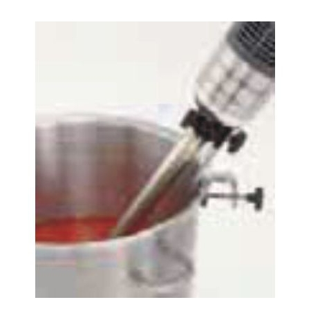 Univerzální držák ponorného mixéru k připevnění na bok nádoby