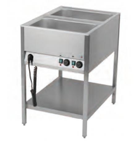 Vodní lázeň stabilní dělená BMSK 2120 RM GASTRO