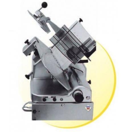 Nářezový stroj poloautomat třífázový GXL 350DP/400V RM GASTRO