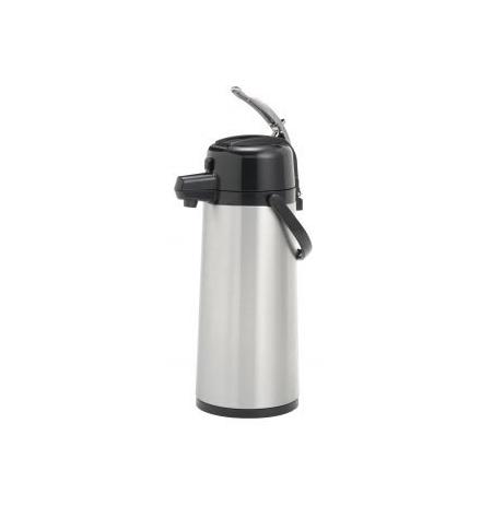 Nerezová termoska s pumpičkou pro kávovar MT200