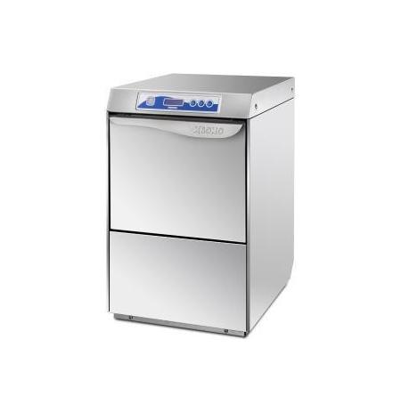 Dvouplášťová myčka nádobí PREMIUM 50 MONO s automatickým změkčovačem a odpadovým čerpadlem, 230 V