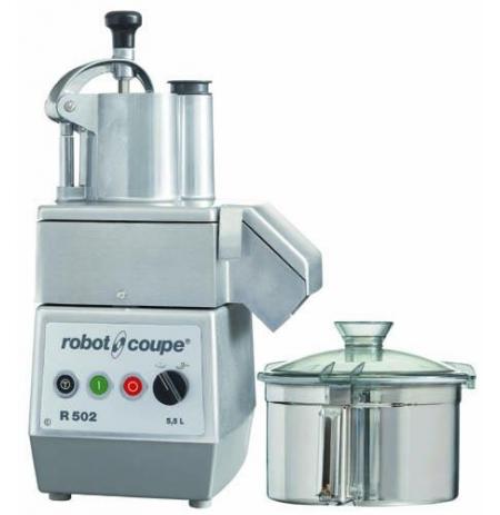 Krouhač zeleniny a kutr Robot coupe R 502 E (2483)