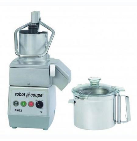 Krouhač zeleniny a kutr Robot coupe R 652 (2136)