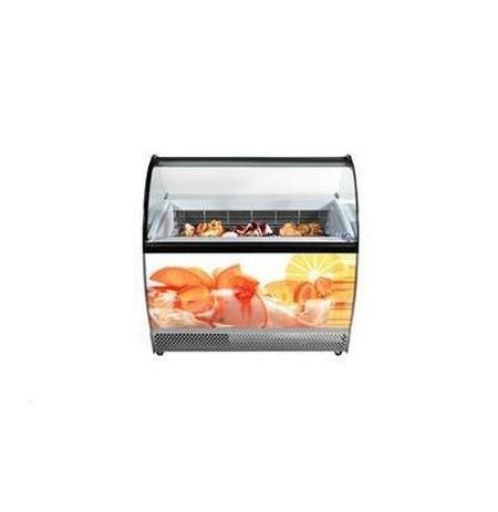 Vitrína na zmrzlinu ISABELLA 10 RS