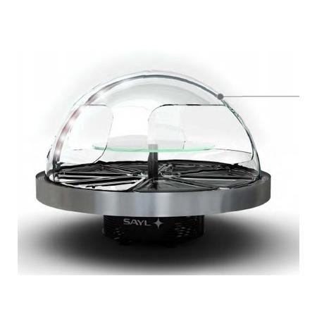 Stolní chlazená vitrína LPB RDF
