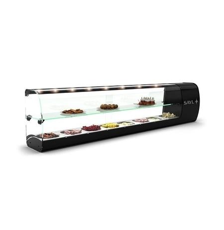 Stolní chlazená vitrína VSL6