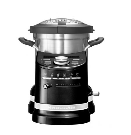 KitchenAid Varný robot Artisan - 5KCF0103EOB - černý