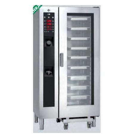 Konvektomat elektrický SDBB 1021E 10x GN 2/1 bojler