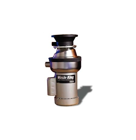 Waste King Commercial WKC 1000 1F s adaptérem pro otvor 9cm