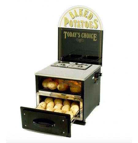 Pec na brambory PS/SS+SS/EU