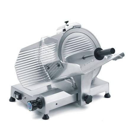 Nářezový stroj MIRRA 300 Y09 manopole alluminio
