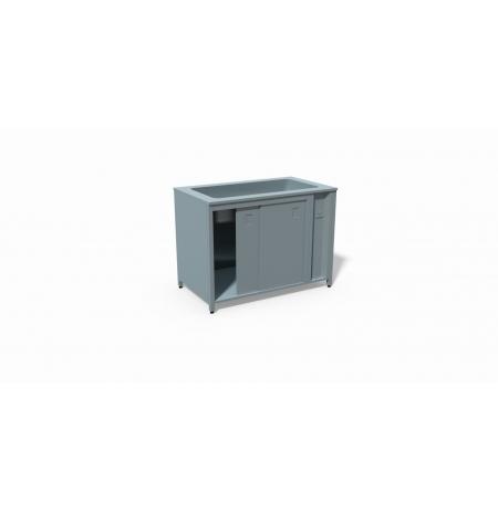 T01 Ohřívací stůl režon 1400 x 700 x 900 mm