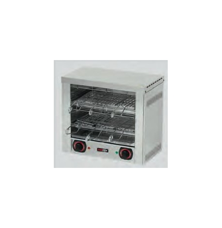 Toaster 6x kleště,2x rošt TO 960 GH RedFox