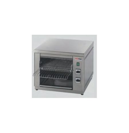 Toaster průběžný TN 30 RedFox