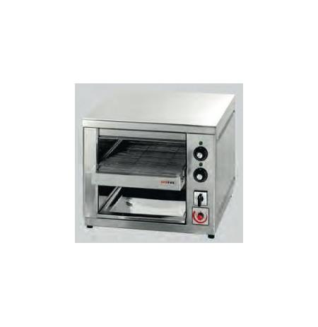 Toaster průběžný s regulací TN 30 plus RedFox