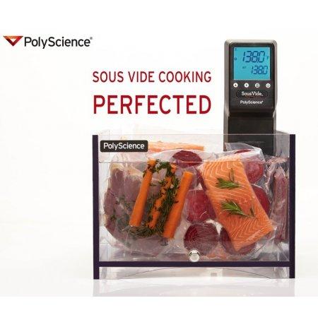 Vařič ponorný SousVide Professional CHEF pro vakuové vaření, včetně tašky
