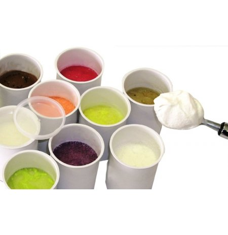Sada 50 ks barevných kelímků mixeru FrixAir