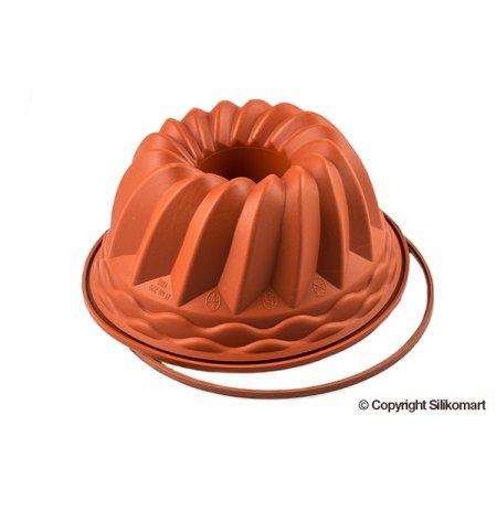 Forma silikonová uniflex Bábovka velká 2,2 ltr.