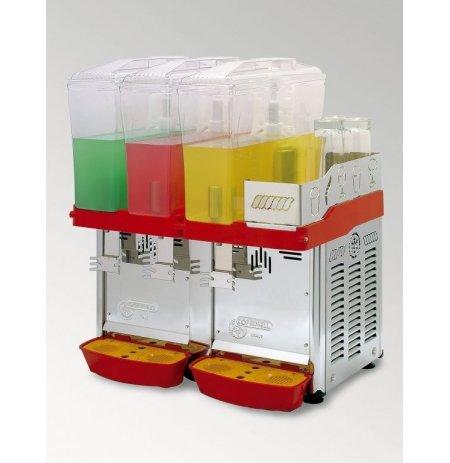 Vířič chlazených nápojů Capri 3x 9 ltr.