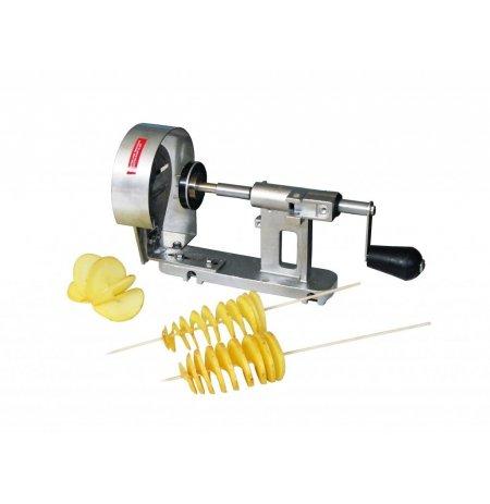 Spirálový kráječ brambor, plátek 2,25 mm, upevnění šroubem
