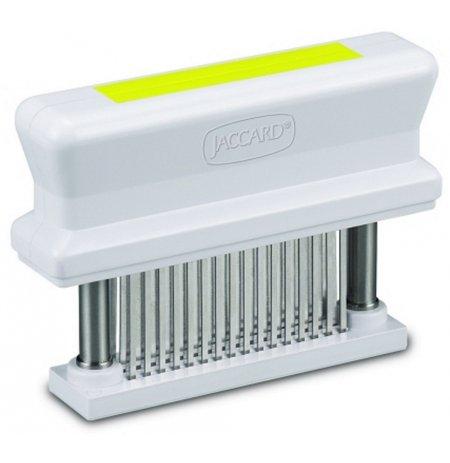 Tenderizér ruční 3 řadý 48 nožů Supertendermatic bílý - HACCP žlutý proužek