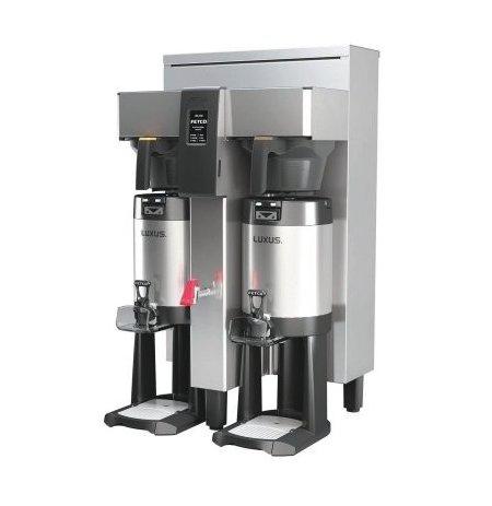 Výrobník filtrované kávy CBS2142XTS Fetco, 2x4 litry