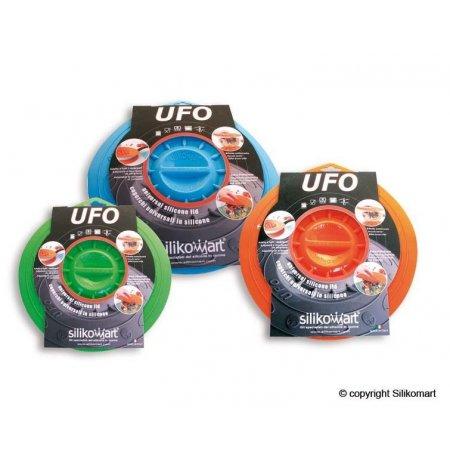 Poklice silikonová multifunkční Ufo 21