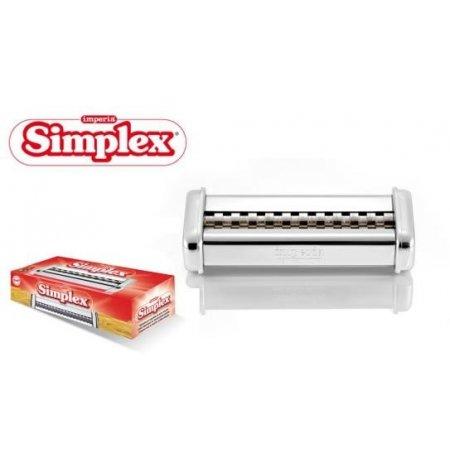 Řezací nástavec Simplex, Pappardelle zubaté 44 mm