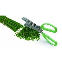 Nůžky na bylinky 5-ti řadé