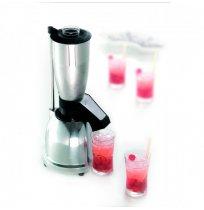 Drtič ledu na Mojito profesionální barový V90, leštěný hliník