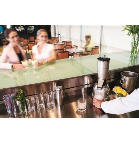 Drtič ledu na Mojito profesionální barový V90, stříbrný
