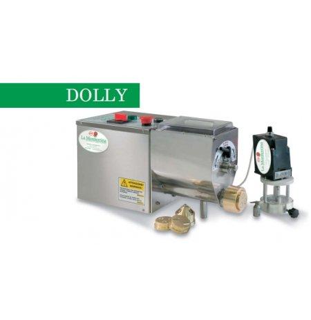 Výrobník tlačených těstovin elektrický s hnětačem těsta Mini Dolly včetně 4 matric