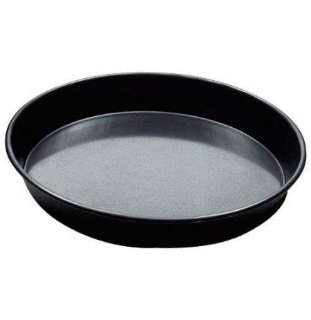 Plech na pizzu ocelový kulatý 45 cm