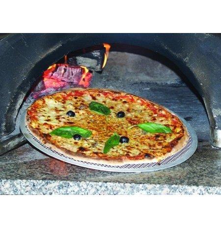 Plato na pizzu pečící hliníkové, průměr 33 cm