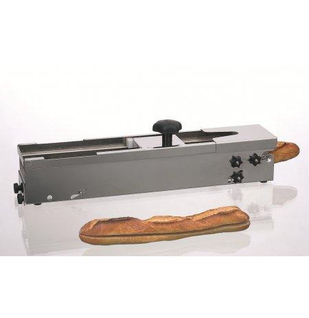 Kráječ baget pro výrobu sendvičů, stolní