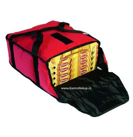 Termo taška na pizzu, 5x pizza 33 cm