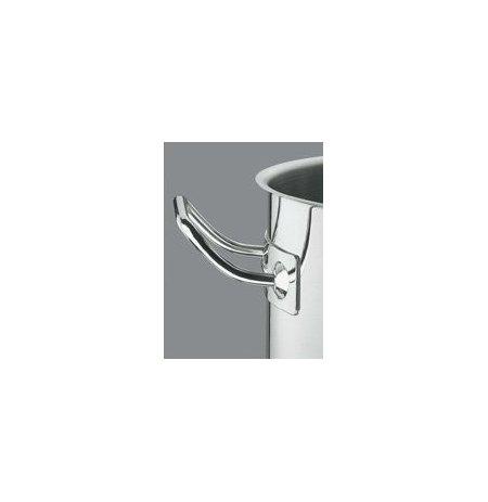Hrnec vysoký nerez Paderno 360x360 mm obsah 36,5 litrů