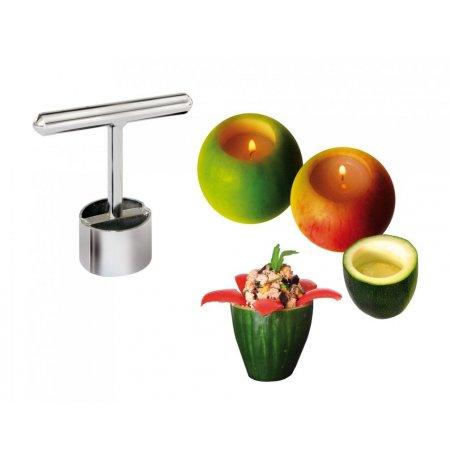 Vykrajovač pro dekoraci ovoce a zeleniny