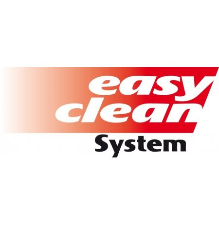Gril kontaktní na paniny EasyClean 2v1,rýhovaný, střední