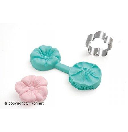 Forma silikonová tvarovací, dekor Mini Flower SLK801