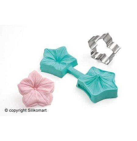 Forma silikonová tvarovací dekor Mini Flower SLK805