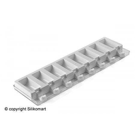 Forma SteccoFlex na výrobu MINI nanuků Chic, sada 16 nanuků s platem