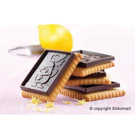 Sada na výrobu lepených sušenek Zima Cookie