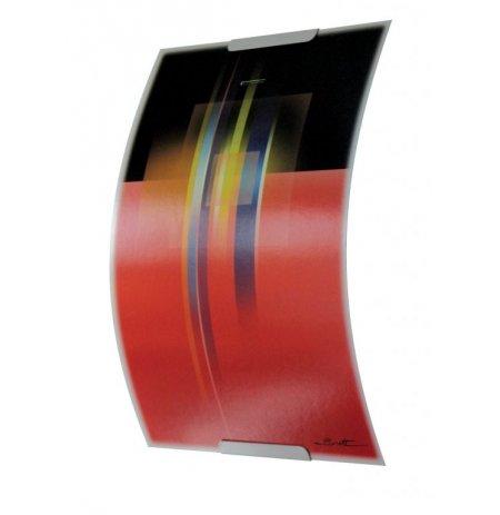 Deska lepící dekorativní Red GLU lapače Captor, sada 6ks
