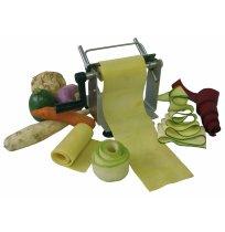Rotační kráječ zeleninových plátů do šíře 11cm bez přítlaku, nerez