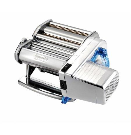 Nudlovačka těsta elektrická Imperia, ruční domácí strojek na těstoviny s motorem 230V