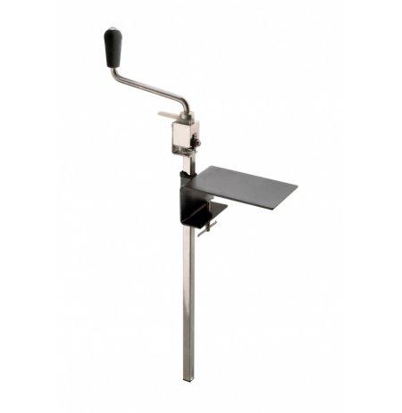 Otvírač konzerv stolní profesionální, niklovaný O2V55