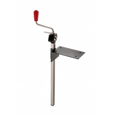 Otvírač konzerv stolní profesionální, niklovaný O5P55